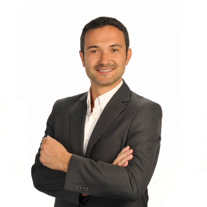cv web de christophe satouf - key account manager