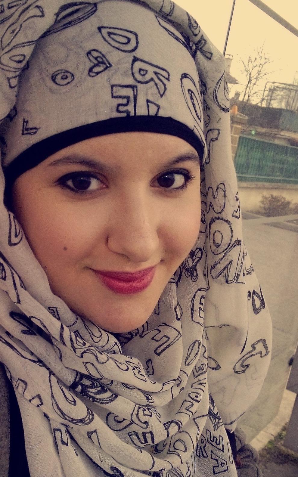 cv web de mariyam hamdaoui
