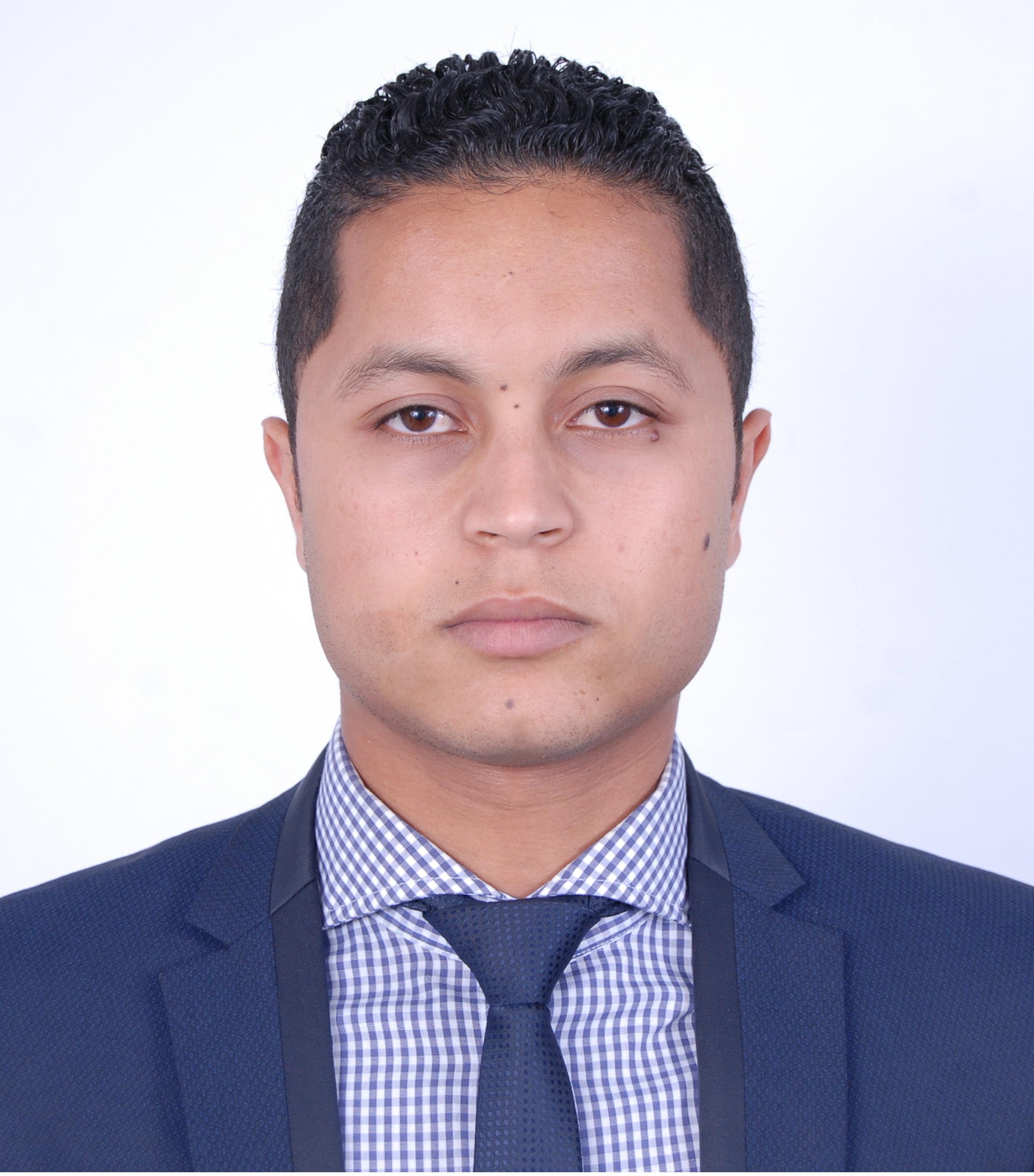cv web de mohamed agdid - auditeur junior