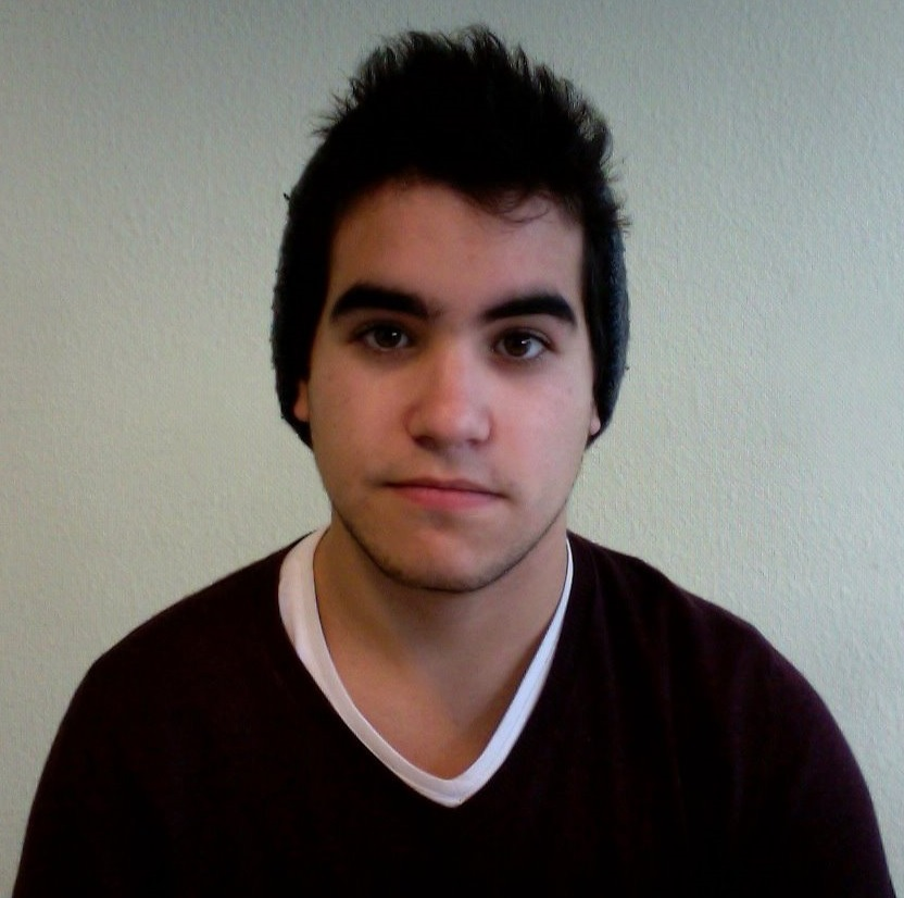 cv web de david ratier - etudiant informatique