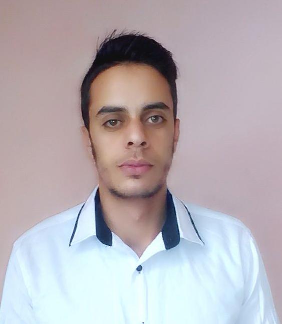cv web de ahmed rahmani