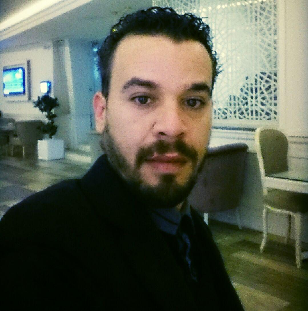 cv web de khaled chokri
